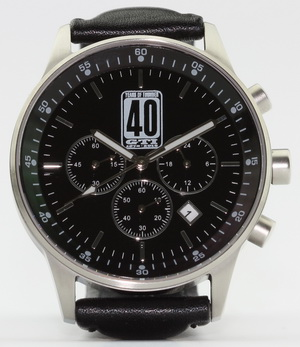 "GTI35.com ""40 YEARS OF THUNDER - GTI 1976 - 2016"" Chronograph"