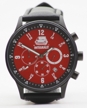 'INTEGRALE!' anniversary chronograph watch